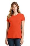 Women's Port & Company Fan Favorite Tee Orange Thumbnail