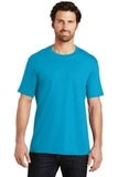 Short Sleeve Perfect Weight District Tee Bright Turquoise Thumbnail