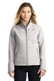 Women's The North Face Apex Barrier Soft Shell Jacket TNF Light Grey Heather Thumbnail