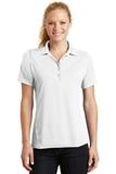 Women's Dry Zone Raglan Accent Polo Shirt White Thumbnail