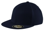 Flexfit Flat Bill Cap Navy Thumbnail