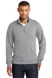 Fan Favorite Fleece 1/4 Zip Pullover Sweatshirt Athletic Heather Thumbnail