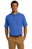 Jersey Knit Pocket Polo 5.5-ounce Royal Thumbnail