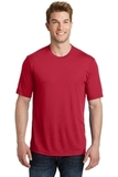 Sport-Tek PosiCharge Competitor Cotton Touch Tee Deep Red Thumbnail
