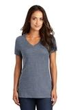 Women's Perfect Weight V-neck Tee Heathered Navy Thumbnail