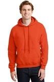 Heavyblend Hooded Sweatshirt Orange Thumbnail