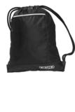 OGIO Pulse Cinch Pack Black Thumbnail