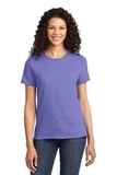 Women's Essential T-shirt Violet Thumbnail
