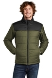 Everyday Insulated Jacket Burnt Olive Green Thumbnail