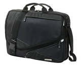 Voyager Messenger Black with Petrol Thumbnail