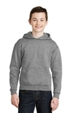 Youth Pullover Hooded Sweatshirt Oxford Thumbnail
