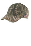 Port Authority Americana Contrast Stitch Camouflage Cap Realtree Xtra Thumbnail
