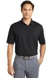 Nike Golf Tall Dri-FIT Micro Pique Polo Black Thumbnail