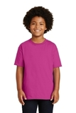 Youth Ultra Cotton 100 Cotton T-shirt Heliconia Thumbnail