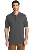 Tall EZ-Cotton Polo Sterling Grey Thumbnail