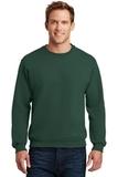 Super Sweats Crewneck Sweatshirt Forest Green Thumbnail