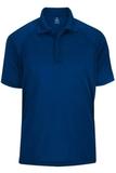 Edwards Men's Tactical Snag-proof Short Sleeve Polo Royal Thumbnail