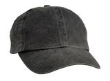 Pigment-dyed Cap Black Thumbnail