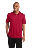 Active Textured Polo True Red Thumbnail