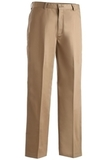 Men's 4 Pocket Flat Front Pant Khaki Thumbnail
