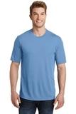Sport-Tek PosiCharge Competitor Cotton Touch Tee Carolina Blue Thumbnail