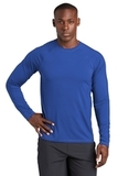 Long Sleeve Rashguard Tee True Royal Thumbnail