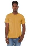 BELLACANVAS Unisex Jersey Short Sleeve Tee Mustard Thumbnail