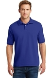 Economy Uniform Polo 5.2 Oz Jersey Knit Deep Royal Thumbnail