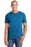 Softstyle Ring Spun Cotton T-shirt Antique Sapphire Thumbnail