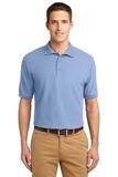 Silk Touch Polo Shirt A Best Selling Uniform Polo Light Blue Thumbnail