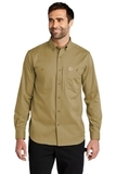 Rugged Professional Series Long Sleeve Shirt Dark Khaki Thumbnail