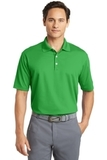 Nike Golf Dri-FIT Micro Pique Polo Shirt Lucky Green Thumbnail