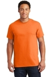 Ultra Cotton 100 Cotton T-shirt S. Orange Thumbnail