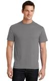 50/50 Cotton / Poly T-shirt Medium Grey Thumbnail
