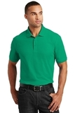 Core Classic Pique Polo Bright Kelly Green Thumbnail