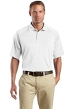 CornerStone Tall Select Snag-Proof Tactical Polo White Thumbnail