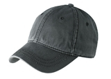 Thick Stitch Cap Nickel with Black Thumbnail