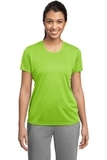Women's PosiCharge Competitor Tee Lime Shock Thumbnail