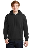 Comfortblend Pullover Hooded Sweatshirt Black Thumbnail