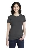 Women's Fine Jersey T-Shirt Asphalt Thumbnail