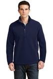Value Fleece 1/4-zip Pullover True Navy Thumbnail