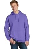 Beach Wash Garment-Dyed Pullover Hooded Sweatshirt Amethyst Thumbnail