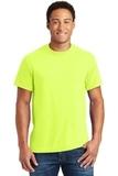 Moisture Management T-shirt Safety Green Thumbnail