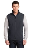 Core Soft Shell Vest Battleship Grey Thumbnail