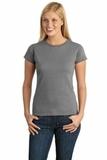 Women's Softstyle Ring Spun Cotton T-shirt Sport Grey Thumbnail