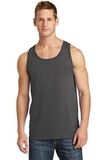 5.4 oz. 100% Cotton Tank Top Charcoal Thumbnail