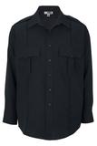 Class A 100 Polyester Long Sleeve Shirt MIDNIGHT Thumbnail