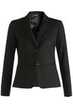 Redwood & Ross Ladies Synergy Washable Suit Coat Black Thumbnail