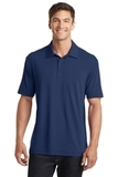 Cotton Touch Performance Polo Estate Blue Thumbnail