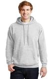 Comfortblend Pullover Hooded Sweatshirt Ash Thumbnail